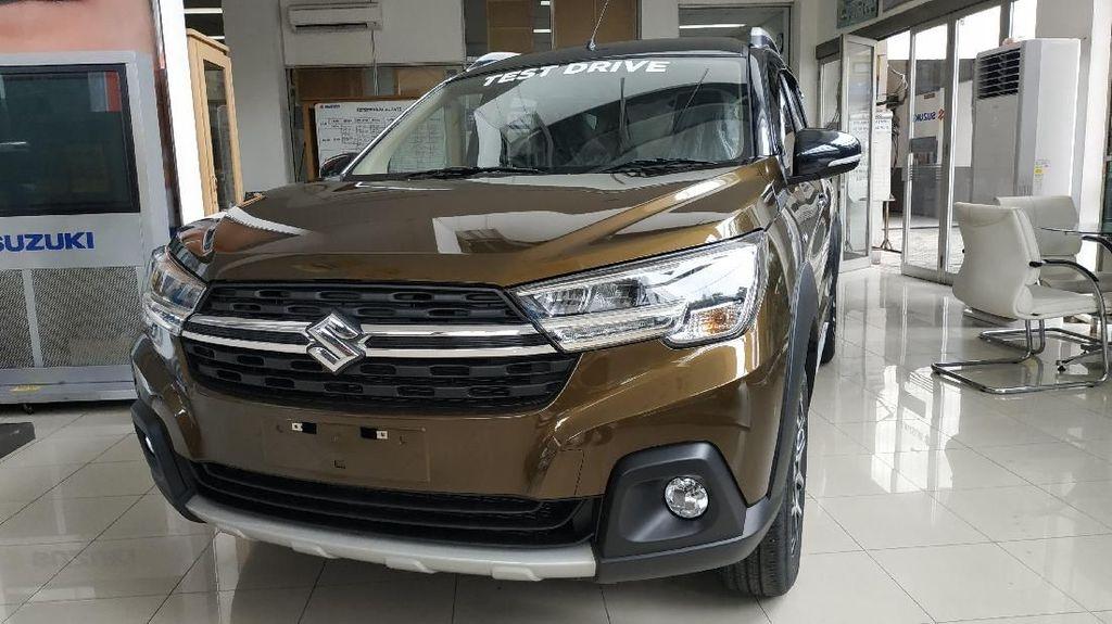 Jadi Penantang Xpander dan Terrios, Suzuki XL7 Meluncur Pekan Depan?