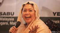 Yenny Wahid Buka Suara soal Isu Gundik di Garuda