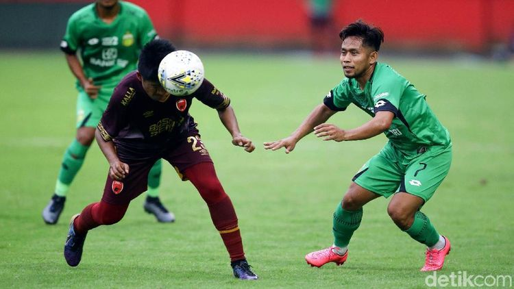 Bhayangkara FC Tumbang di PTIK