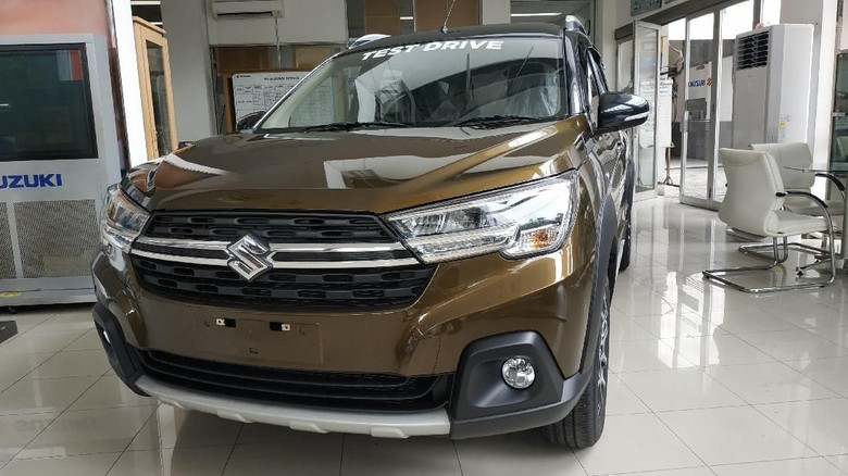 Suzuki XL7 di Indonesia sudah berada di diler bilangan Jakarta