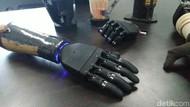 Kecanggihan Tangan Bionik Made in Undip Semarang