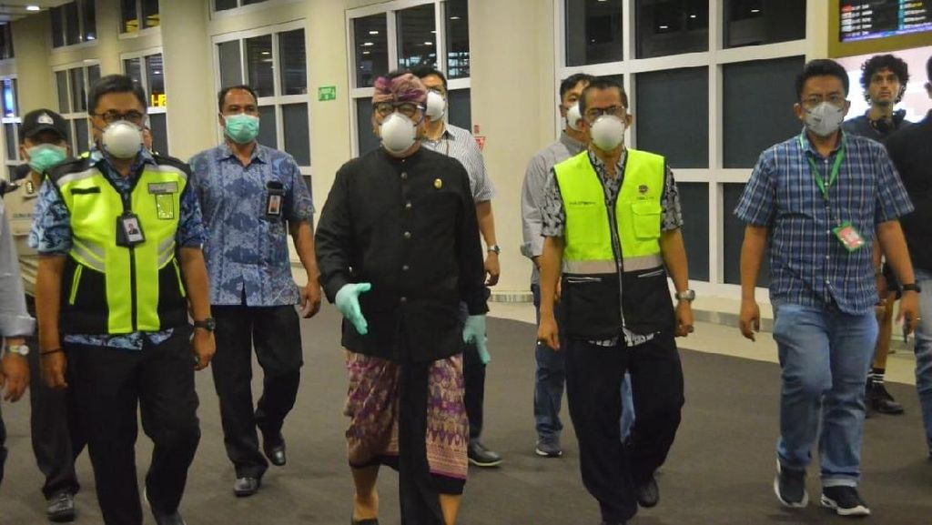 Pemprov Fasilitasi Izin Overstay Turis China di Bali