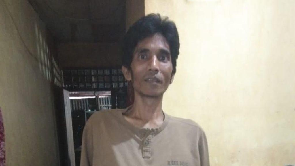 Kisah Dg Mangung, Pria di Takalar dengan Perut Bengkak Bak Hamil Besar