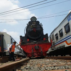 Swasta Bakal Ikut Proyek Kereta Tonasa-Garongkong