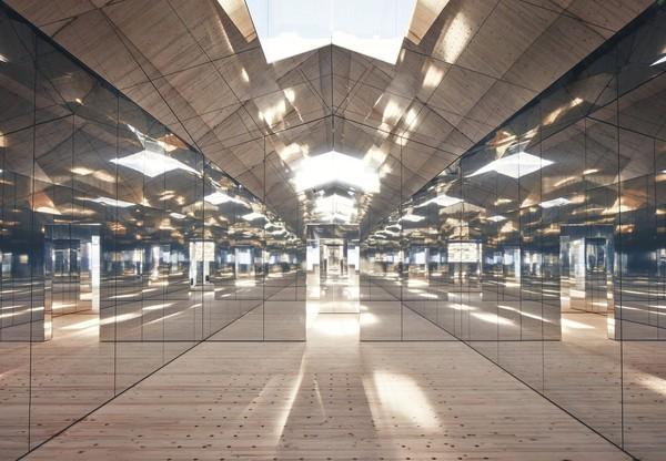 Mirage Gstaad sendiri merupakan karya ketiga dari Doug Aitken yang dipamerkan sejak 2019 lalu melalui Festival Elevetion 1049. Rumah-rumah ini bisa traveler lihat sampai Januari 2021 mendatang (Foto: www.dougaitkenmiragegstaad.com)