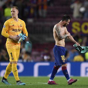 Napoli Vs Barcelona: Blaugrana Siap Menderita di San Paolo