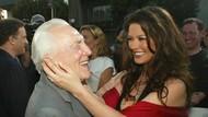 Foto Kenangan Kirk Douglas Bersama Menantu Kesayangan, Catherine Zeta-Jones
