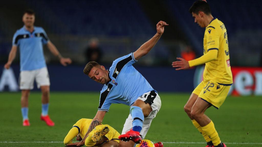 Lazio Vs Verona: Tertahan di Kandang, Elang Ibu Kota Gagal Salip Inter