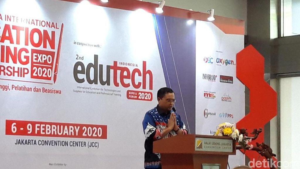 Kemendikbud Ungkap Penyebab Teknologi di Sektor Pendidikan Masih Tertinggal