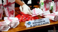 38.400 Happy Five Edisi Valentine Diamankan Polisi