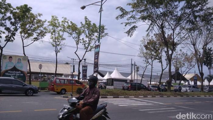 MUI soroti lokasi MTQ Medan dekat warung makan non-halal (Datuk Haris/detikcom)