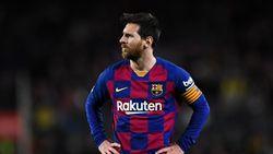 Messi Akui Barcelona Bukan Favorit di Liga Champions