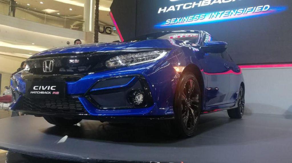 Seberapa Sporty Honda Civic Hatchback RS?