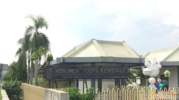 Monumen Yogya Kembali ke proyek tol Yogya-Solo