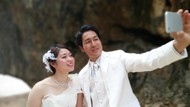 Karena Virus Corona, Pasangan Gelar Pesta Pernikahan Lewat Live Streaming