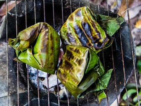 Resep Ikan : Pepes Ikan Kakap