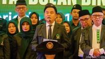 Di Depan Jokowi, Yusril Bicara Belum Ada Wakil PBB di Pemerintah