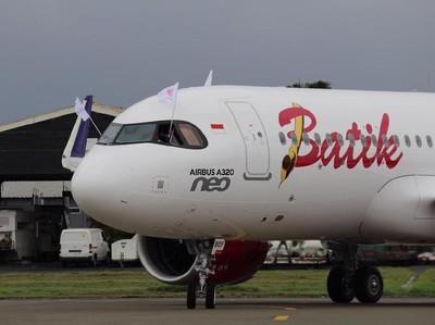 Pesawat Tujuan Jakarta Dialihkan ke Medan, Begini Penjelasan Batik Air