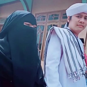 Potret Istri Viral di TikTok karena Antar Suaminya Menikah Lagi