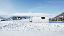 Keren Banget! Potret Rumah Kaca Nan Elok di Swiss