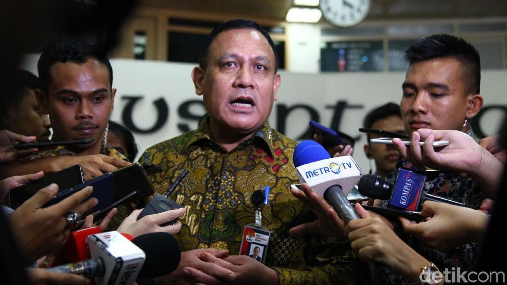 Ketua KPK Tepis Isu Minta Naik Gaji: Kami Fokus Tangani Corona