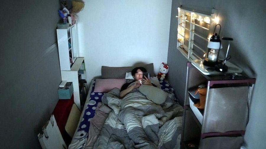 Mereka yang Tinggal di Banjinha, apartemen sempit di film Parasite