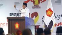 Dukungan Total Prabowo ke Anak dan Mantu Jokowi