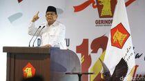 Kongres Gerindra Digelar Tahun Ini, Kader Ingin Prabowo Tetap Ketum
