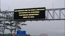 Pandaan-Malang Disiapkan Jadi Tol Ramah Lingkungan Pertama di Indonesia