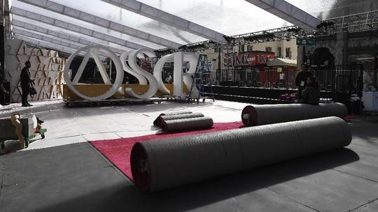Persiapan Oscar 2020, Karpet Merah hingga Ruangan Para Bintang