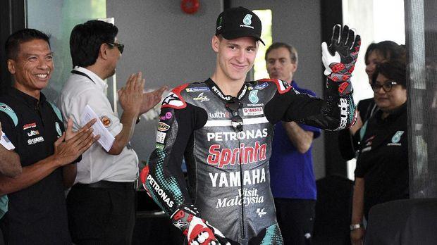 fabio Quartararo dianggap masih perlu fokus di MotoGP.