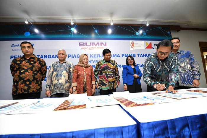 Ratusan mahasiswa dari perguruan tinggi diajak magang oleh Bank BTN guna menghasilkan talenta muda Indonesia yang Unggul dibidangnya masing-masing.
