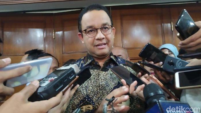 Gubernur DKI Jakarta Anies Baswedan (Wilda Hayatun Nufus/detikcom)