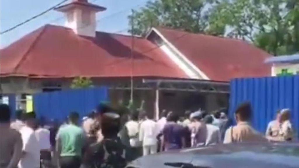 Renovasi Gereja di Kepri Ditolak, Wamenag Minta Semua Pihak Tahan Diri