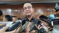 Anies Jawab Kritik DPR soal Banjir Jakarta