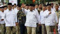 Survei Median: Prabowo Menang di Kota, Anies Baswedan di Desa