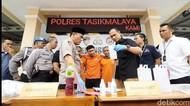 Jejak Hitam Si Licin yang Tewaskan 7 Pria Pemabuk di Tasik