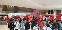 Travel Fair Cathay Pacific Tak Terpengaruh Isu Virus Corona