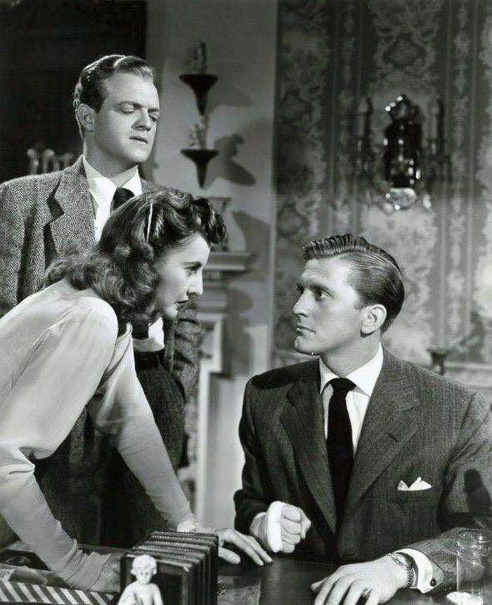 Penampilan Kirk Douglas dalam beberapa film.