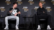 Kemarin Ronaldo Bikin Rekor, Sekarang Giliran Messi