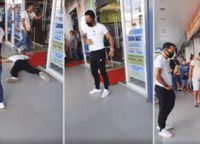 YouTuber Ini Panen Hujatan karena Bikin Prank Virus Corona di Mall