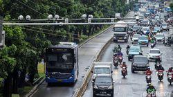 Kamera e-TLE di Jakarta Tangkap 800 Pelanggar Lalu Lintas Per Hari