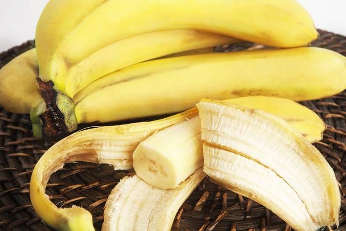 Masker wajah kulit pisang