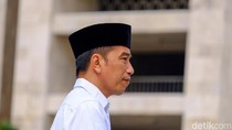 Istana: Jokowi Tak Ada Rencana Reshuffle