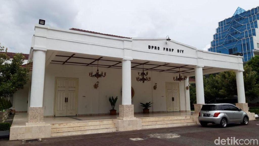 Kantor DPRD DIY Ditutup Gegara 4 Anggota Kena Covid-19