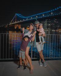 Mengukir Kenangan bersama Keluarga di Brisbane, Australia