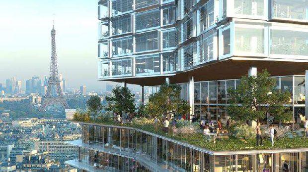 Tahun 2024, Paris akan Alami Perubahan Total