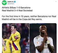 Barca Madrid meme