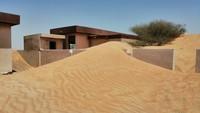 Desa Al Madam dapat ditempuh kurang dari satu jam berkendara dari Kota Dubai. Lokasinya tepat di seberang perbatasan ke Sharjah, UEA (Foto: CNN)