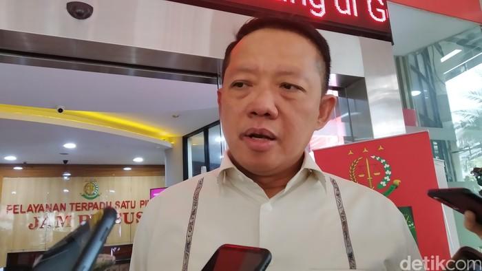 Direktur Penyidikan pada Jampidsus Kejagung, Febrie Adriansyah  (Wilda HN/detikcom)